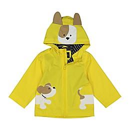 London Fog® Dog Hooded Jacket in Yellow