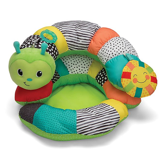 Alternate image 1 for Infantino® Prop-A-Pillar Tummy Time and  Seated Support