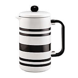 BonJour® 8-Cup French Press Coffee Maker in Black