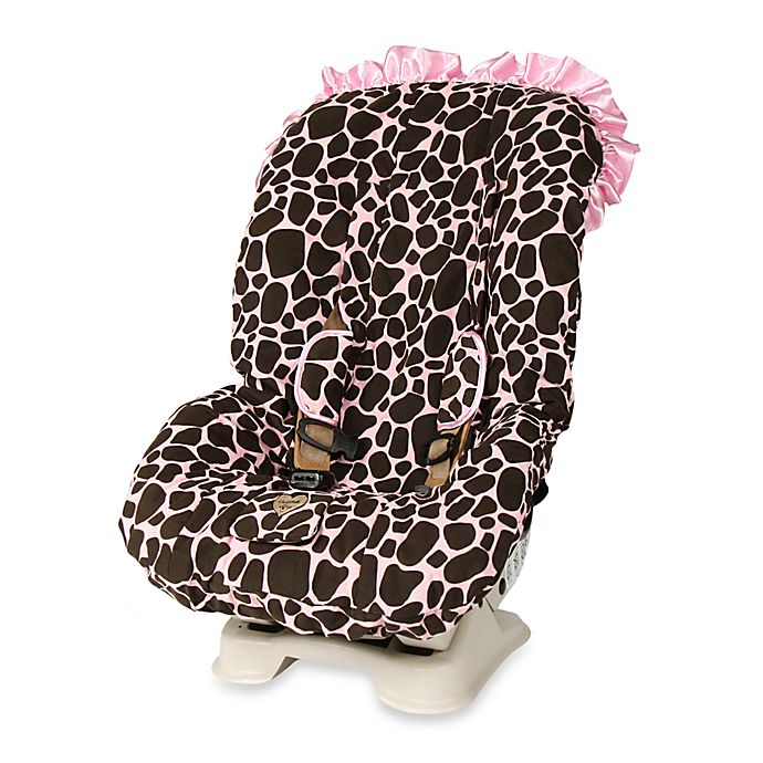 Remarkable Baby Bella Maya Toddler Car Seat Cover In Ginny Giraffe Alphanode Cool Chair Designs And Ideas Alphanodeonline