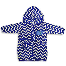 Neat Solutions® Hooded Fleece Bathrobe in Blue Whale