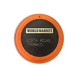 18-Count World Market® Costa Rican Tarrazu Coffee for Single Serve Coffee Makers