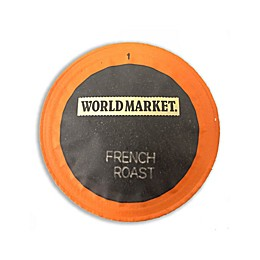 18-Count World Market® French Roast Coffee for Single Serve Coffee Makers