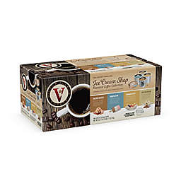 96-Count Victor Allen® Ice Cream Flavored Pack Coffee Pods for Single Serve Coffee Makers