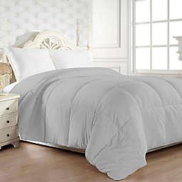Down Alternative California King Comforter in Grey