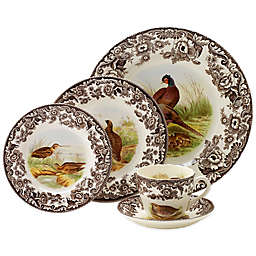 Spode® Woodland Game Bird Dinnerware Collection