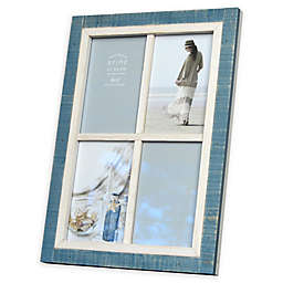 Prinz Shoreline 4-Photo 4-Inch x 6-Inch Picture Frame