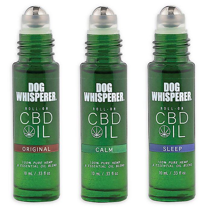 Alternate image 1 for SpaRoom® Dog Whisperer® CBD Essential Oil Roll On