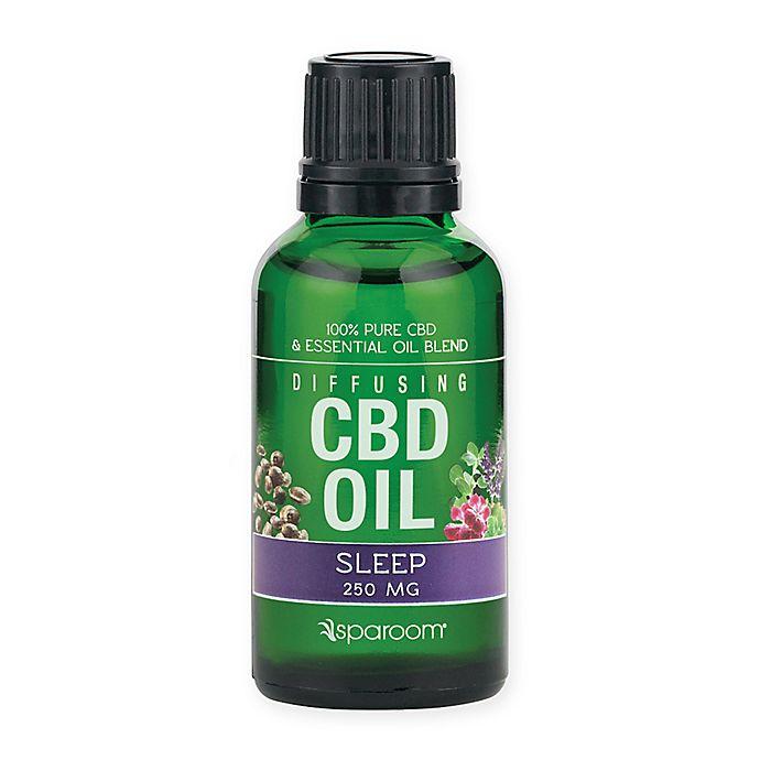 Alternate image 1 for SpaRoom® Sleep CBD Essential Oil
