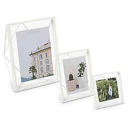 Umbra® Prisma Photo Frame in White