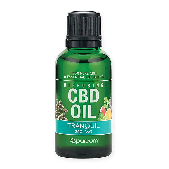 Alternate image 1 for SpaRoom® Tranquil CBD Essential Oil