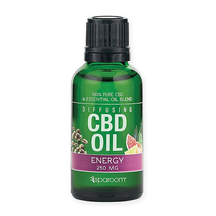 Alternate image 1 for SpaRoom® Energy CBD Essential Oil