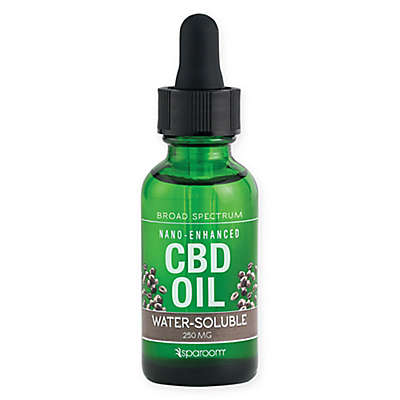 SpaRoom® Broad Spectrum Water Soluble CBD Oil