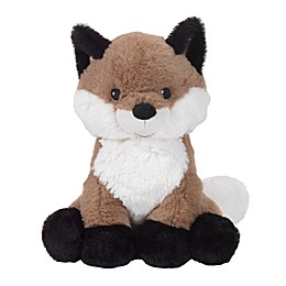 Lambs & Ivy® Painted Forest Knox Fox Plush Toy in Beige/White
