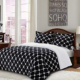 Bloomingdale Sherpa Down Alternative Comforter Set