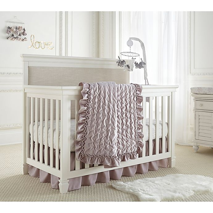 Alternate image 1 for Levtex Baby® Heritage 4-Piece Crib Bedding Set in Lilac