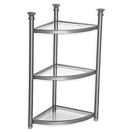 ORG™ 3-Tier Corner Shelf