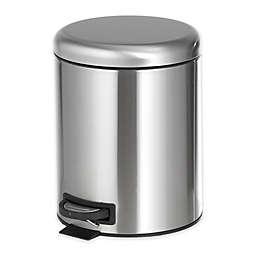 6.5-Liter Step-On Trash Can