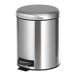 f19c39e24d 6.5-Liter Step-On Trash Can