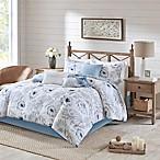 Madison Park Milo 7-Piece Reversible Queen Comforter Set