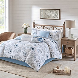Madison Park Milo 7-Piece Reversible Comforter Set