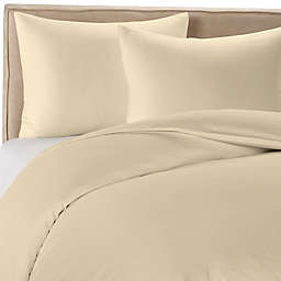 Wamsutta® 400-Thread-Count Solid Duvet Cover Set