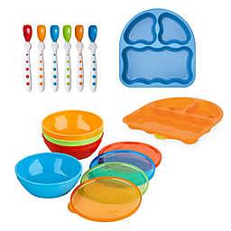 First Essentials by NUK™ 12-Piece Bunch-a-Bowls® Feeding Set