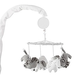 Levtex Baby® Heritage Musical Animal Mobile in Grey