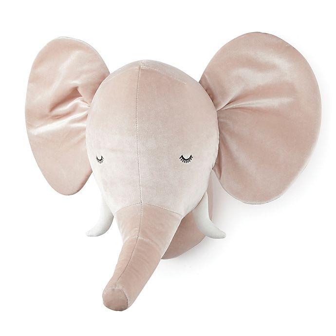 Alternate image 1 for Levtex Baby® Heritage Elephant Head Wall Art