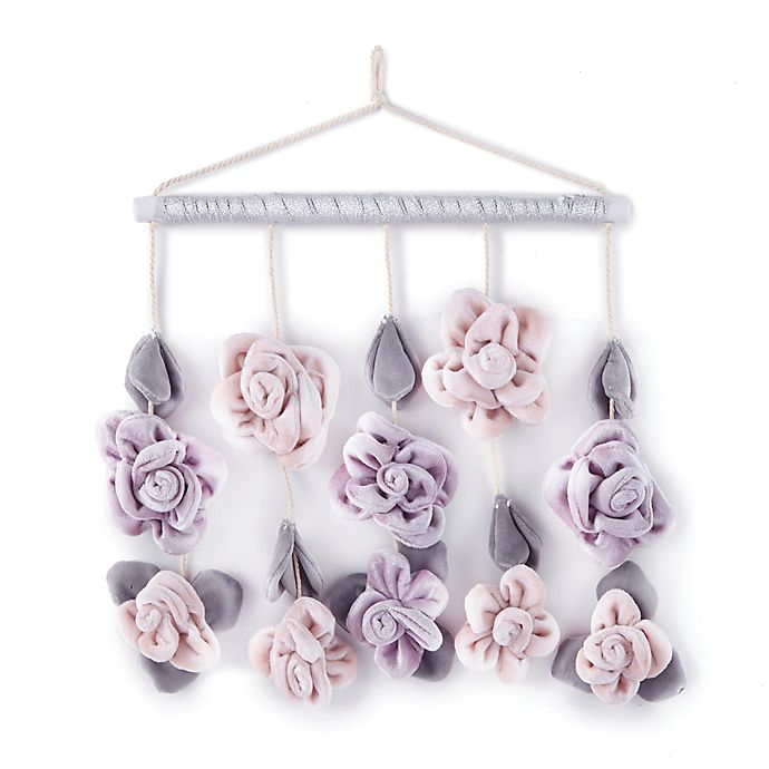 Alternate image 1 for Levtex Baby® Heritage Hanging Flowers Wall Art