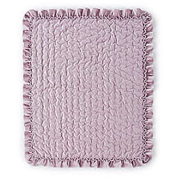 Levtex Baby® Heritage Velvet Quilt in Lilac
