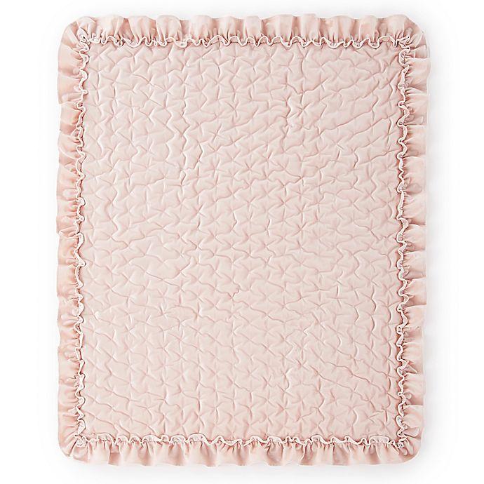 Alternate image 1 for Levtex Baby® Heritage Velvet Quilt