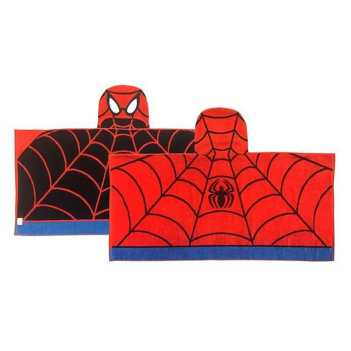 Alternate image 1 for Marvel® Spiderman Hooded Towel