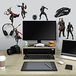 Marvel® 26-Piece Black Panther Vinyl Wall Decal Set