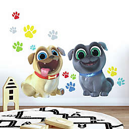 RoomMates® Giant Puppy Dog Pals 13-Piece Vinyl Wall Decal Set