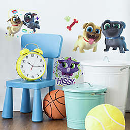 RoomMates® Puppy Dog Pals 13-Piece Vinyl Wall Decal Set