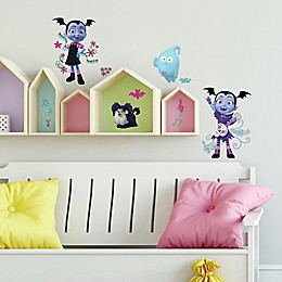 Disney® Vampirina Spooktacular 18-Piece Vinyl Wall Decal Set