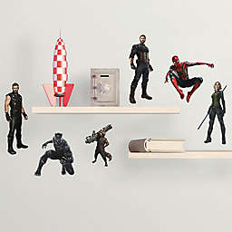 Marvel® Avengers 20-Piece Vinyl Wall Decal Set