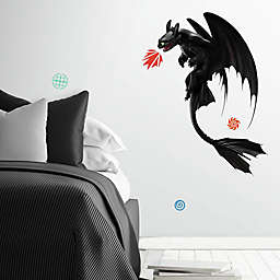 RoomMates® Toothless Giant 11-Piece Vinyl Wall Decal Set