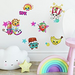 Shopkins® 26-Piece Vinyl Wall Decal Set