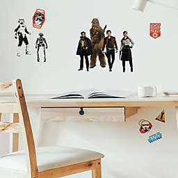RoomMates® Han Solo 24-Piece Vinyl Wall Decal Set