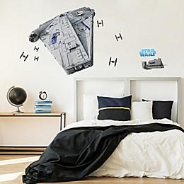RoomMates® Giant Millenium Falcon 10-Piece Vinyl Wall Decal Set