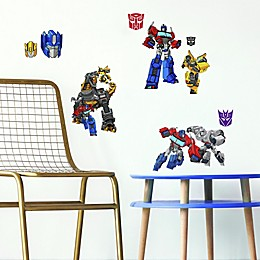 RoomMates® Autobot Transformers Peel and Stick Vinyl Wall Decals