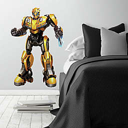 RoomMates® Giant Transformers Bumblebee 16-Piece Vinyl Wall Decal Set
