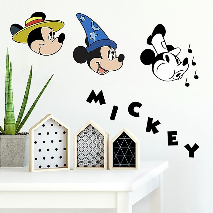 Large MICKEY /& MINNIE Wall Art Vinyl Decal 1 of Each Disney Character