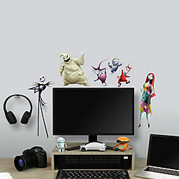 RoomMates® Nighmare Before Christmas 21-Piece Vinyl Wall Decal Set