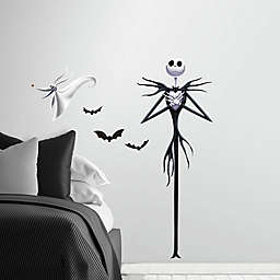 RoomMates® Giant Nightmare Before Christmas Jack Skellington 7-Piece Vinyl Wall Decal Set