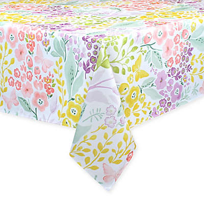 Colordrift Morning Spring Indoor/Outdoor Table Linen Collection