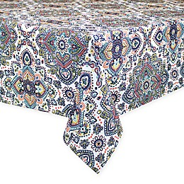 Colordrift Caravan Indoor/Outdoor Tablecloth