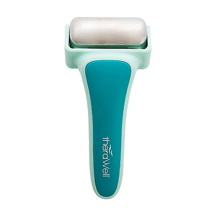 Alternate image 1 for theraWell™ Ice Body Roller Massager in Teal